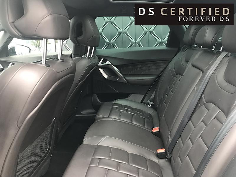 DS DS5 BlueHDi 180ch Sport Chic S&S EAT6 Blanc occasion à Lescar - photo n°10