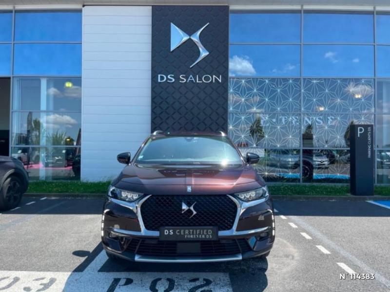 DS Ds7 crossback BlueHDi 130ch Executive Automatique 7cv Marron occasion à Mareuil-lès-Meaux - photo n°3