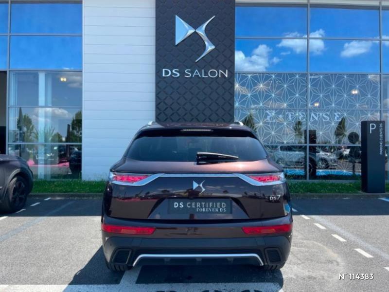 DS Ds7 crossback BlueHDi 130ch Executive Automatique 7cv Marron occasion à Mareuil-lès-Meaux - photo n°6