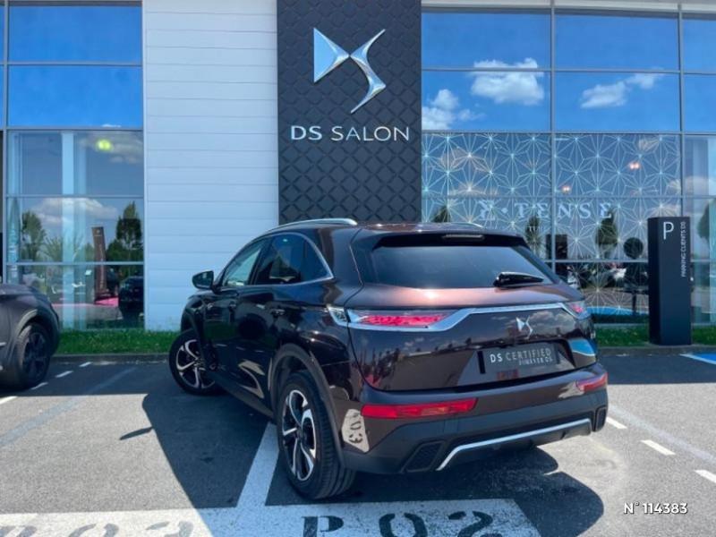 DS Ds7 crossback BlueHDi 130ch Executive Automatique 7cv Marron occasion à Mareuil-lès-Meaux - photo n°5