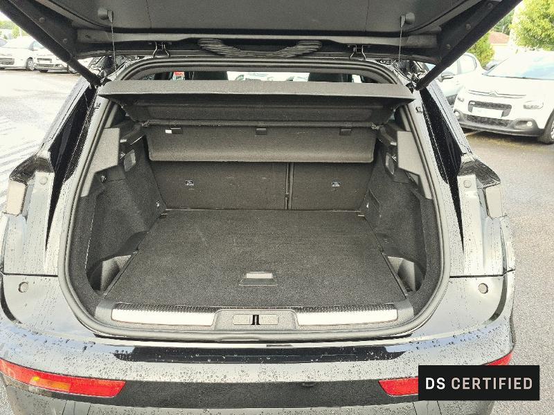 DS Ds7 crossback BlueHDi 130ch Grand Chic Automatique 100g Noir occasion à Mont-de-Marsan - photo n°6