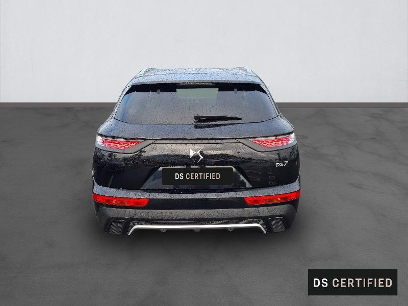 DS Ds7 crossback BlueHDi 130ch Grand Chic Automatique 100g Noir occasion à Mont-de-Marsan - photo n°5
