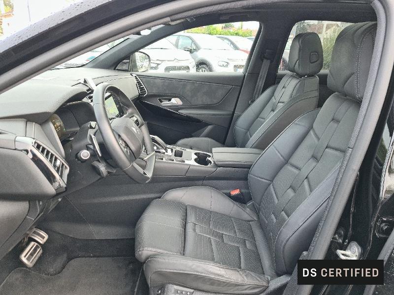 DS Ds7 crossback BlueHDi 130ch Grand Chic Automatique 100g Noir occasion à Mont-de-Marsan - photo n°9