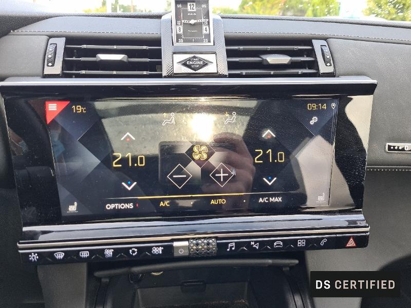 DS Ds7 crossback BlueHDi 130ch Grand Chic Automatique 100g Noir occasion à Mont-de-Marsan - photo n°14