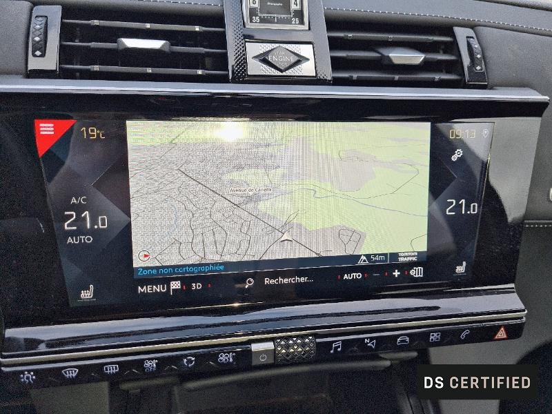 DS Ds7 crossback BlueHDi 130ch Grand Chic Automatique 100g Noir occasion à Mont-de-Marsan - photo n°13