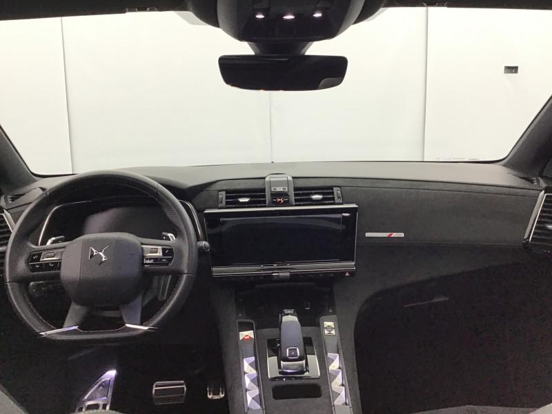 DS Ds7 crossback BlueHDi 130ch Performance Line Automatique +Toit ouvrant Rouge occasion à SAINT-GREGOIRE - photo n°15