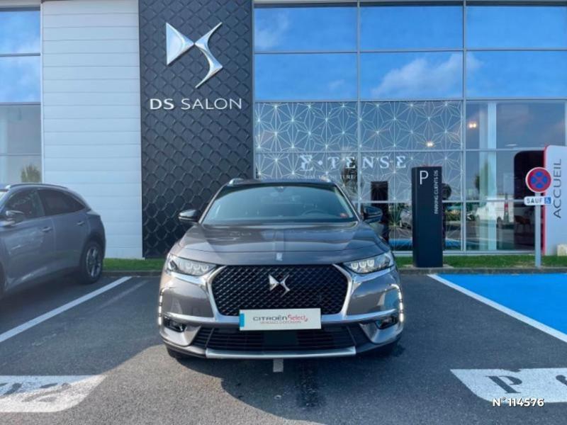 DS Ds7 crossback BlueHDi 180ch Executive Automatique 128g Gris occasion à Mareuil-lès-Meaux - photo n°3