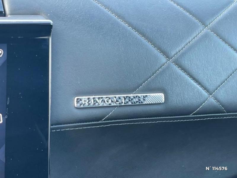 DS Ds7 crossback BlueHDi 180ch Executive Automatique 128g Gris occasion à Mareuil-lès-Meaux - photo n°15