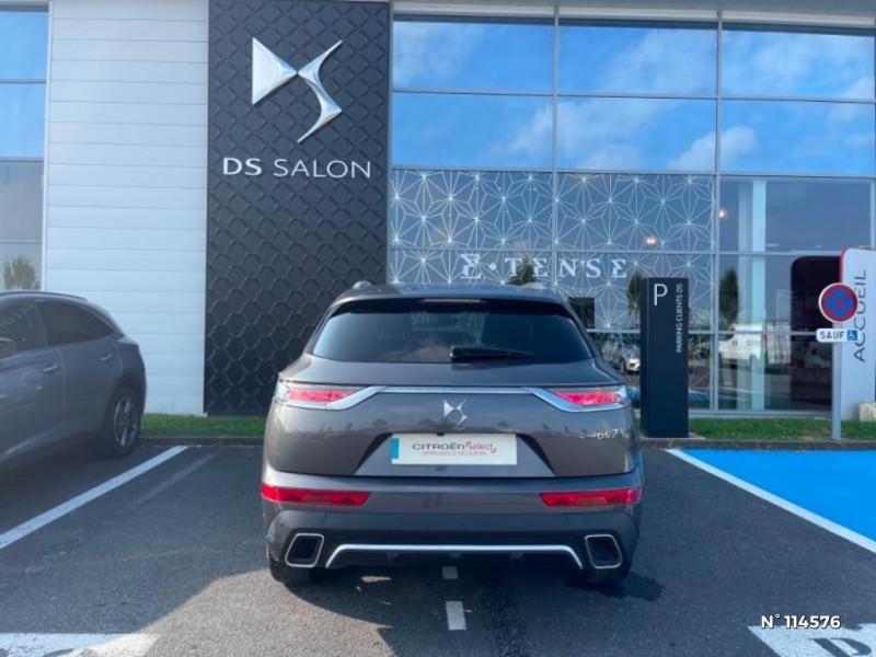 DS Ds7 crossback BlueHDi 180ch Executive Automatique 128g Gris occasion à Mareuil-lès-Meaux - photo n°5