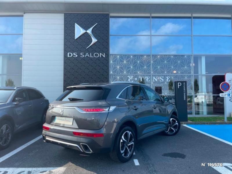 DS Ds7 crossback BlueHDi 180ch Executive Automatique 128g Gris occasion à Mareuil-lès-Meaux - photo n°4