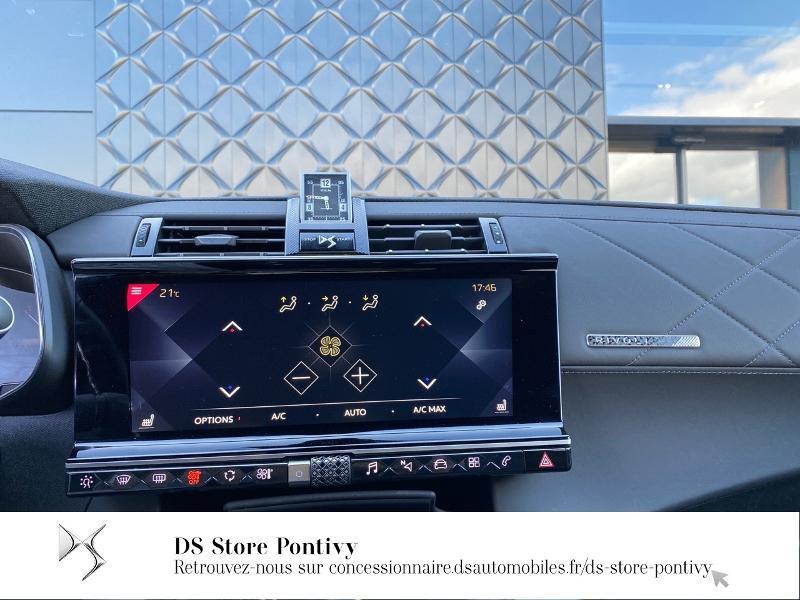DS Ds7 crossback BlueHDi 180ch Grand Chic Automatique 128g Marron occasion à Saint-Thuriau - photo n°20