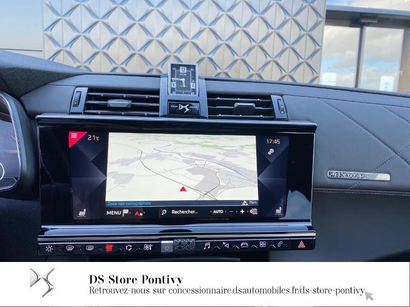 DS Ds7 crossback BlueHDi 180ch Grand Chic Automatique 128g Marron occasion à Saint-Thuriau - photo n°18