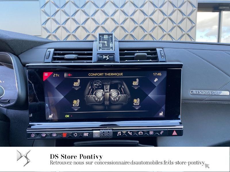 DS Ds7 crossback BlueHDi 180ch Grand Chic Automatique 128g Marron occasion à Saint-Thuriau - photo n°19