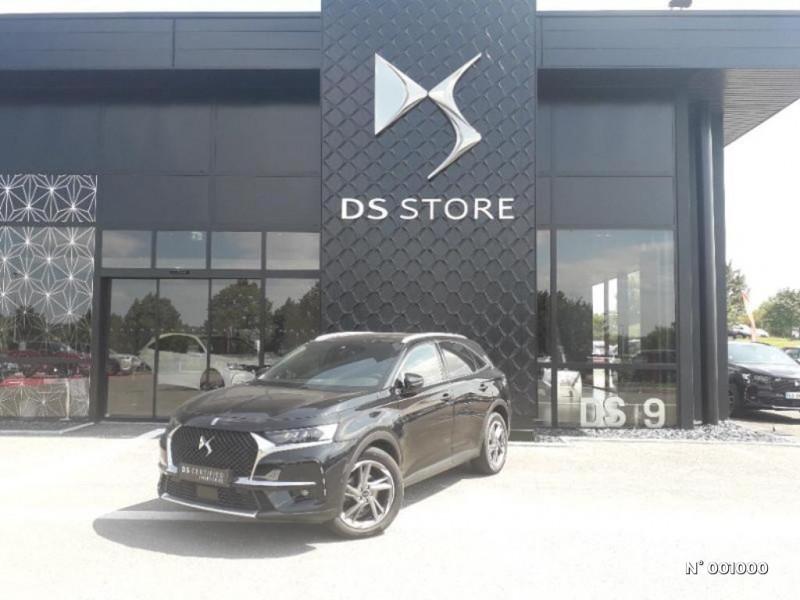 DS Ds7 crossback BlueHDi 180ch Grand Chic Automatique Noir occasion à Écuelles - photo n°3