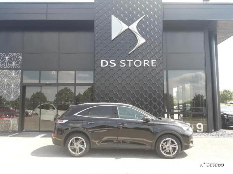 DS Ds7 crossback BlueHDi 180ch Grand Chic Automatique Noir occasion à Écuelles - photo n°5