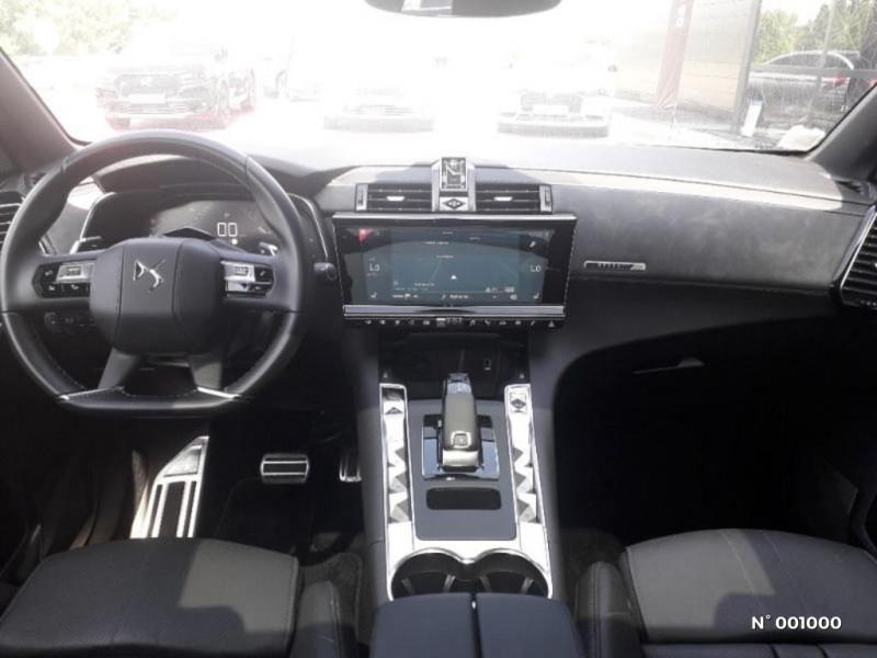 DS Ds7 crossback BlueHDi 180ch Grand Chic Automatique Noir occasion à Écuelles - photo n°8