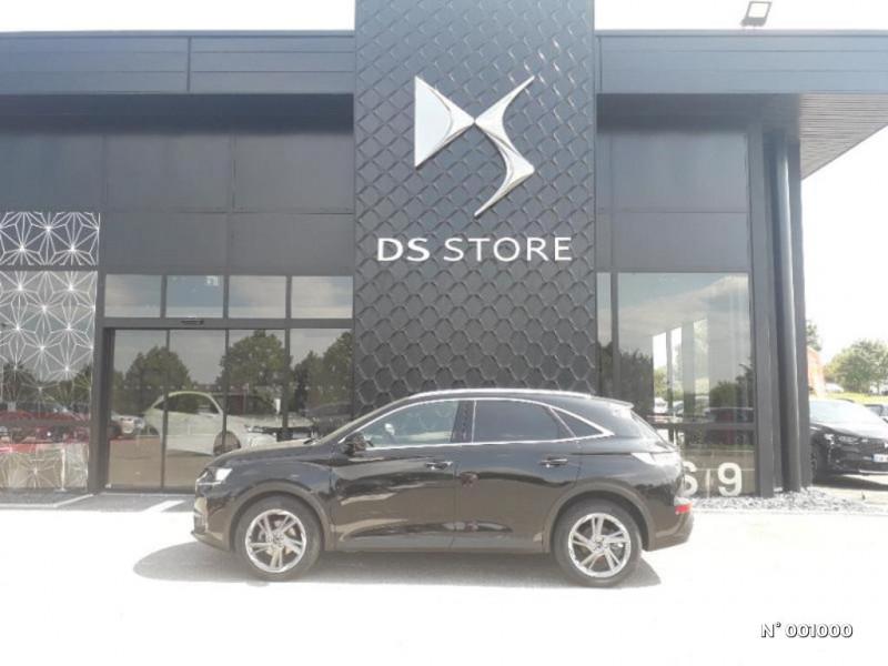 DS Ds7 crossback BlueHDi 180ch Grand Chic Automatique Noir occasion à Écuelles - photo n°2