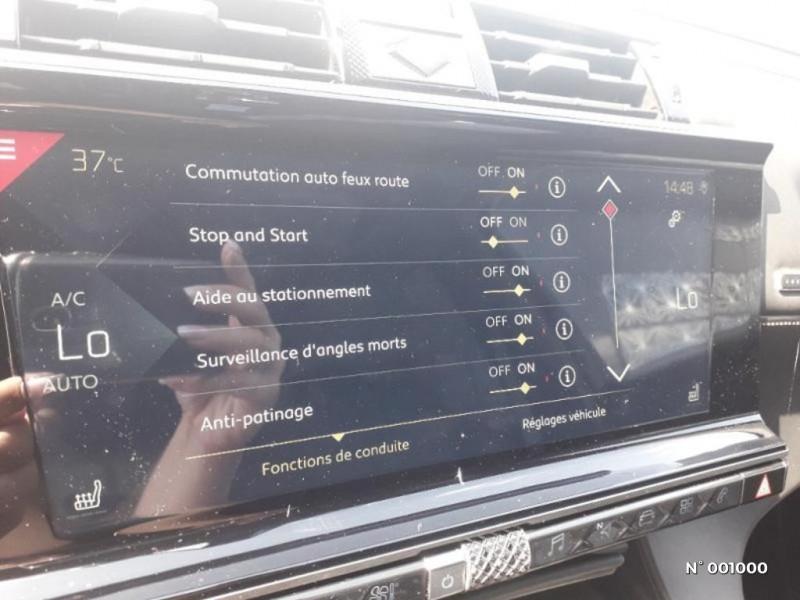 DS Ds7 crossback BlueHDi 180ch Grand Chic Automatique Noir occasion à Écuelles - photo n°19