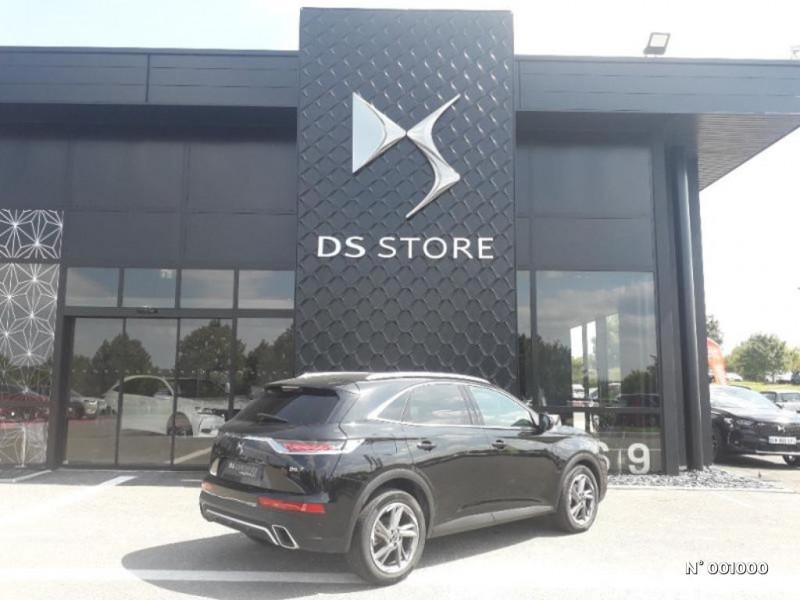 DS Ds7 crossback BlueHDi 180ch Grand Chic Automatique Noir occasion à Écuelles - photo n°4