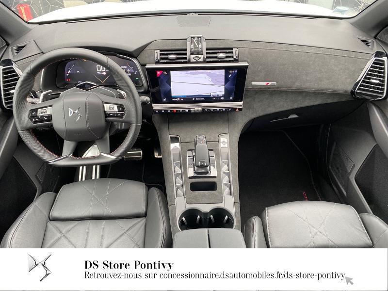 DS Ds7 crossback BlueHDi 180ch Performance Line + Automatique Blanc occasion à Saint-Thuriau - photo n°8