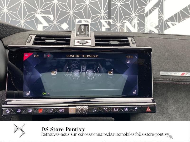 DS Ds7 crossback BlueHDi 180ch Performance Line + Automatique Blanc occasion à Saint-Thuriau - photo n°20