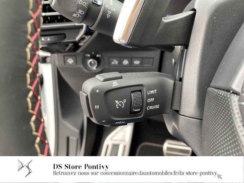 DS Ds7 crossback BlueHDi 180ch Performance Line + Automatique Blanc occasion à Saint-Thuriau - photo n°15
