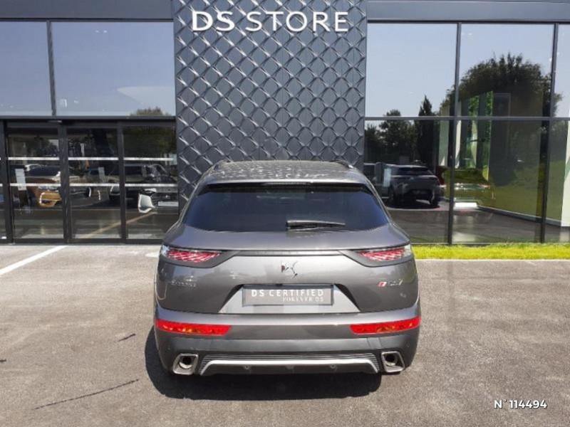DS Ds7 crossback E-TENSE 225ch Performance Line + Gris occasion à Mareuil-lès-Meaux - photo n°5