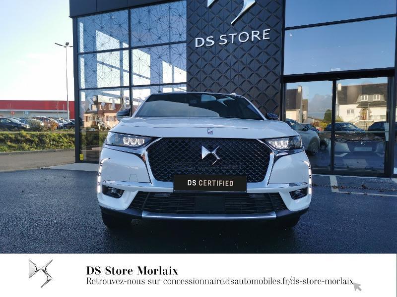 DS Ds7 crossback E-TENSE 4x4 300ch Grand Chic Blanc occasion à MORLAIX - photo n°2