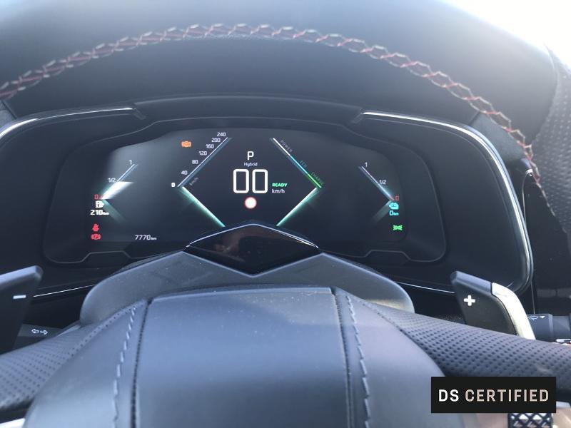DS Ds7 crossback E-TENSE 4x4 300ch Performance Line + Gris occasion à Mont-de-Marsan - photo n°16