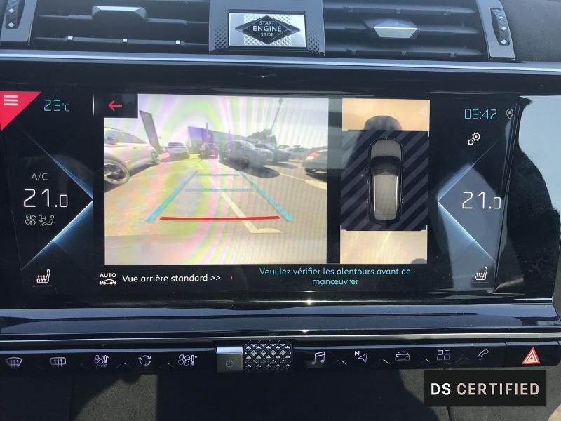 DS Ds7 crossback E-TENSE 4x4 300ch Performance Line + Gris occasion à Mont-de-Marsan - photo n°14