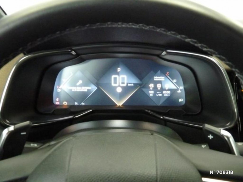 DS Ds7 crossback PureTech 180ch Business Automatique Bleu occasion à Villeparisis - photo n°9