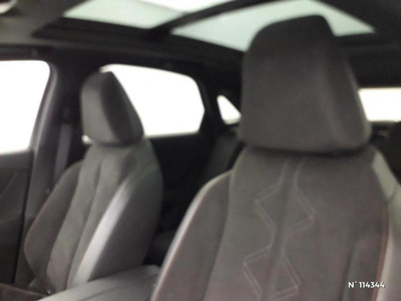 DS Ds7 crossback PureTech 225ch Performance Line Automatique Gris occasion à Montévrain - photo n°10