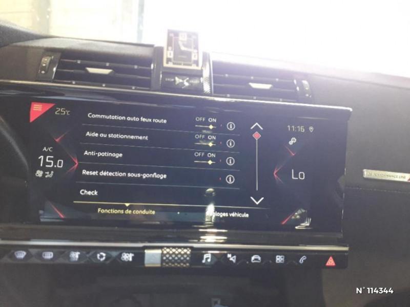 DS Ds7 crossback PureTech 225ch Performance Line Automatique Gris occasion à Montévrain - photo n°18