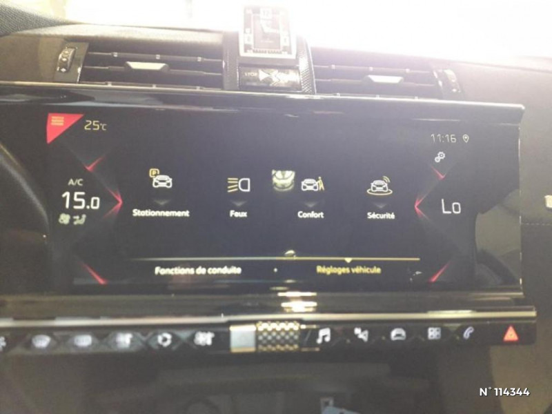 DS Ds7 crossback PureTech 225ch Performance Line Automatique Gris occasion à Montévrain - photo n°19