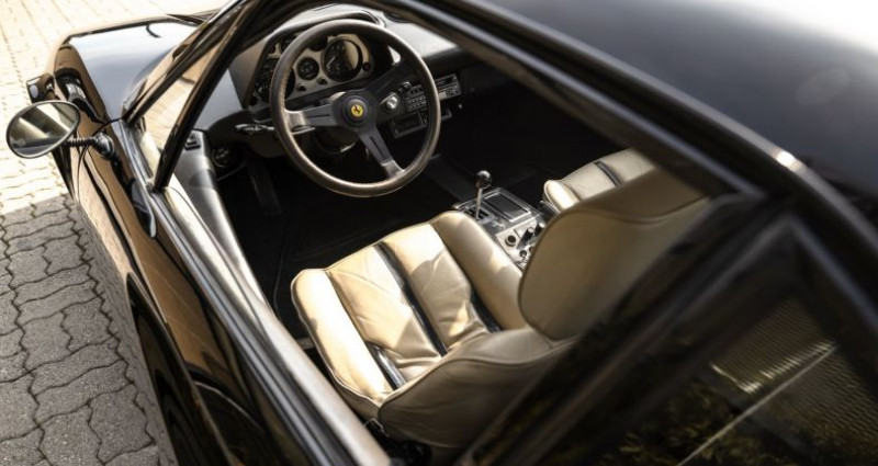 Ferrari 208 GTB CARBURATORI Noir occasion à Reggio Emilia - photo n°6