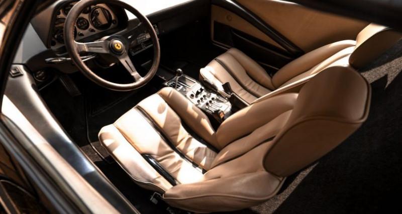 Ferrari 208 GTB CARBURATORI Noir occasion à Reggio Emilia - photo n°7