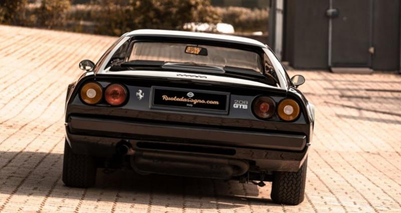 Ferrari 208 GTB CARBURATORI Noir occasion à Reggio Emilia - photo n°3