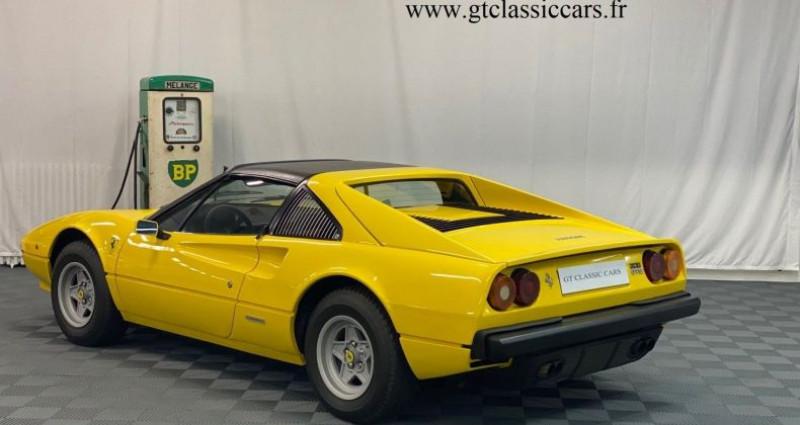 Ferrari 308 GTSi Jaune Jaune occasion à LA COUTURE BOUSSEY - photo n°6