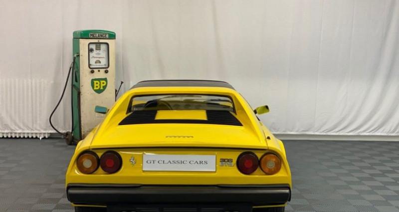 Ferrari 308 GTSi Jaune Jaune occasion à LA COUTURE BOUSSEY - photo n°5