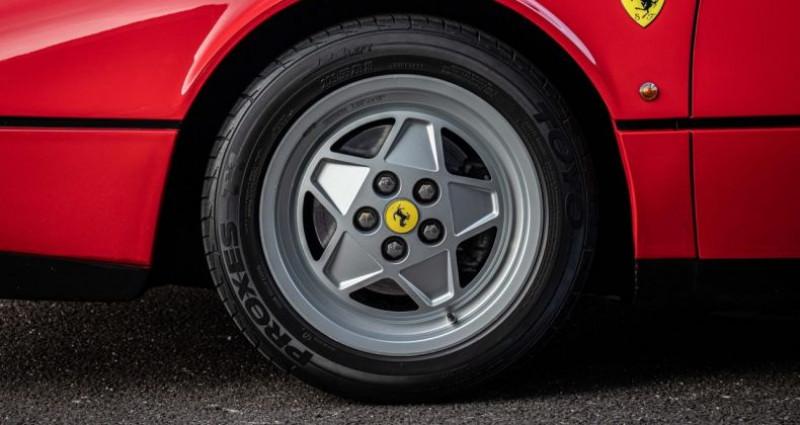 Ferrari 328 GTS V8 3.2 Pozzi Rouge occasion à SOUFFELWEYERSHEIM - photo n°3