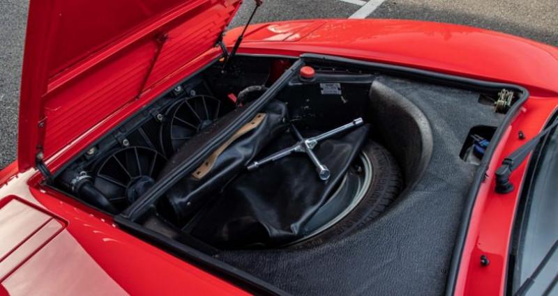 Ferrari 328 GTS V8 3.2 Pozzi Rouge occasion à SOUFFELWEYERSHEIM - photo n°4