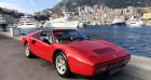 Ferrari 328 GTS Rouge à MONACO 98