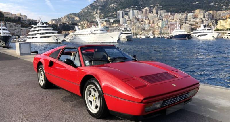 Ferrari 328 GTS Rouge occasion à MONACO