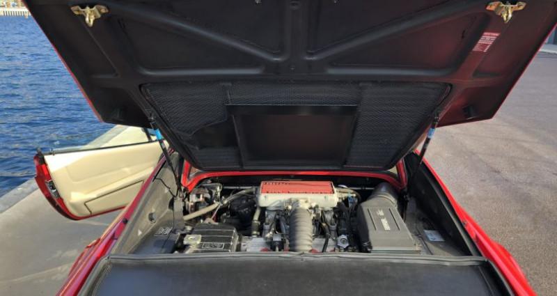 Ferrari 328 GTS Rouge occasion à MONACO - photo n°3