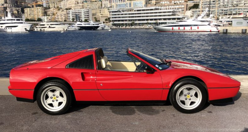 Ferrari 328 GTS Rouge occasion à MONACO - photo n°7