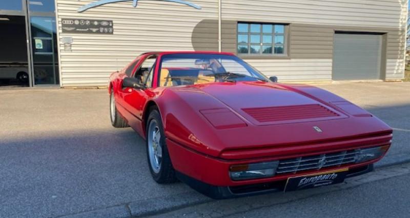 Ferrari 328 GTS Rouge occasion à DIJON