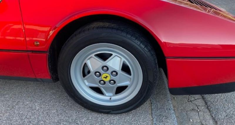 Ferrari 328 GTS Rouge occasion à DIJON - photo n°3