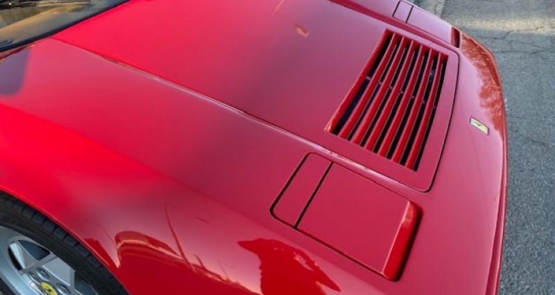 Ferrari 328 GTS Rouge occasion à DIJON - photo n°4