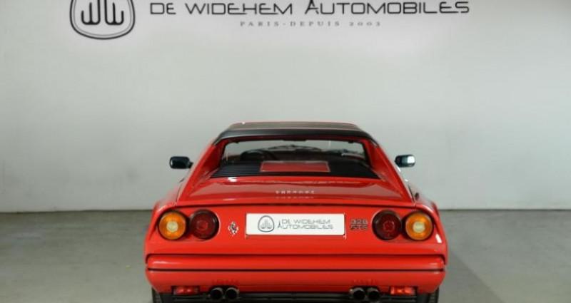 Ferrari 328 GTS Rouge occasion à Paris - photo n°5