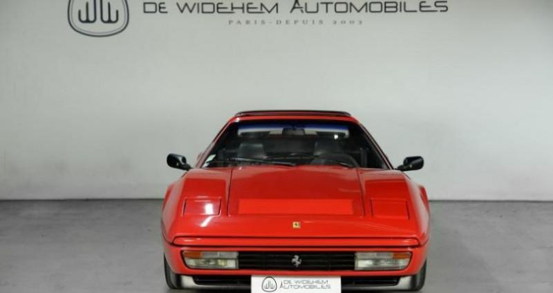 Ferrari 328 GTS Rouge occasion à Paris - photo n°4